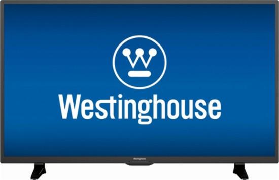 "Westinghouse - 43"" Class (42.5"" Diag.) - LED - 2160p - Smart - 4K Ultra HD TV $299.99"