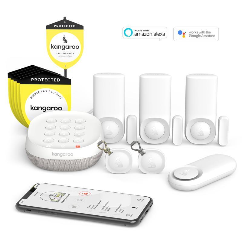 Kangaroo Security Service - $49 Starter Kit + Free Camera ($10 Shipping) $59