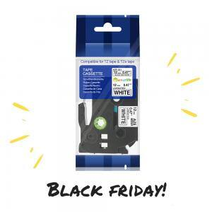 $0.99 Markurlife Label Tape Replacement for Brother P-Touch TZe231: Flash Sale + Free Shipping