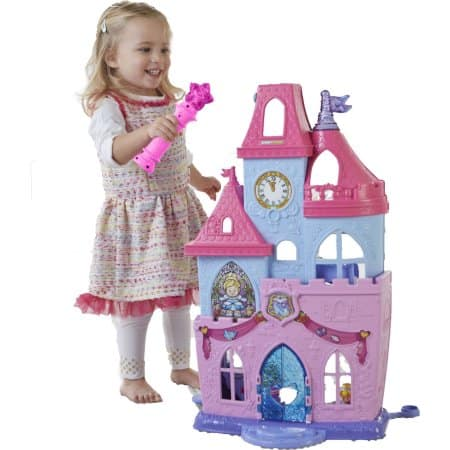 Disney Princess Magical Wand Palace By Little People~$24.88~50% off~Free in store Pickup