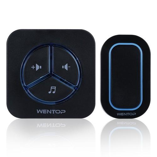 1000ft WenTop Wireless Doorbell Kit $7.99 @Amazon
