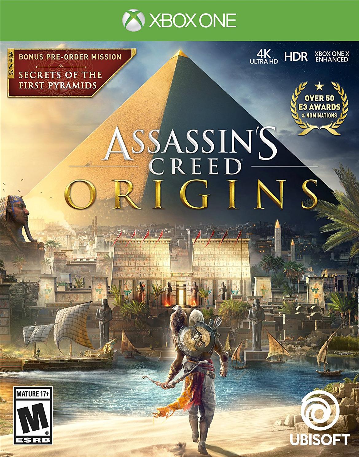 Assassin's Creed Origins - XB1- $29.00