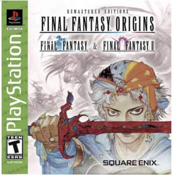 $9.99 - $21 Final Fantasy and other Square PS1 games at Amazon.com (Prime Eligible)