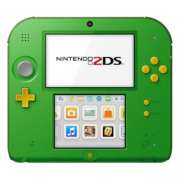 Legend of Zelda Green 2DS Black Friday Exclusive Pre-Order $79.99 on Target.com