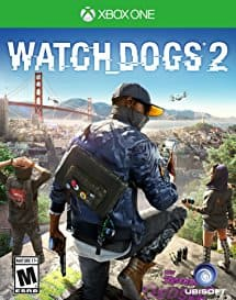 Watch Dogs 2 Xbox One $19.93 on Amazon.com