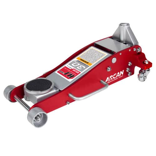 Arcan 3 Ton Professional Grade Aluminum And Steel Floor Jack HJ3000 - $100 + tax and shipping Costco.com
