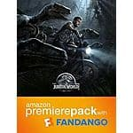 Jurassic World Premiere Pack: Jurassic Park Digital HD (1993) + $15 Fandango Promo Code for Jurassic World in Theaters + Pre-order of Jurassic World: $30