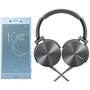 Sony Xperia XZs 64GB - Dual SIM  + free Sony MDRXB950AP/H Extra Bass Headset $399.99
