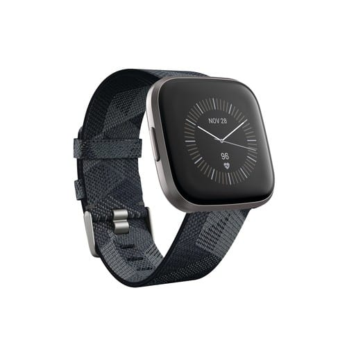 Fitbit Versa 2 Special Edition Smartwatch with Woven Band $179.99