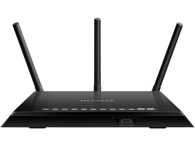 NETGEAR Factory Recertified R6400 AC1750 Smart WiFi Router 802.11ac Dual Band Gigabit ($5 promotional gift card w/ purchase) $54.99 F/S @ Newegg