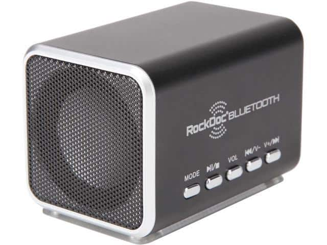 VisionTek 900951 PITBULL Bluetooth Speaker $7.99 F/S @ Newegg