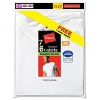 Kmart Deal: Hanes White Undershirts 7 Pack - $13.88 +tax (or less) - Free Shipping w/ SYWM