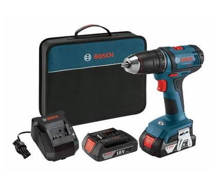 Bosch 18-Volt 1/2-in Cordless Drill $79