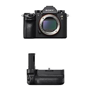 Sony a9 Digital Mirrorless Camera + FREE VGC3EM Battery Grip