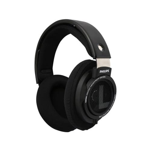 Philips SHP9500S Over-Ear Headphone Exclusive - Black $47.99