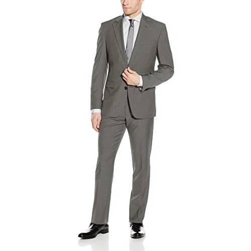 Amazon - Kenneth Cole New York Men's Two-Button Slim-Fit Suit regularly $249.99 for $104.30