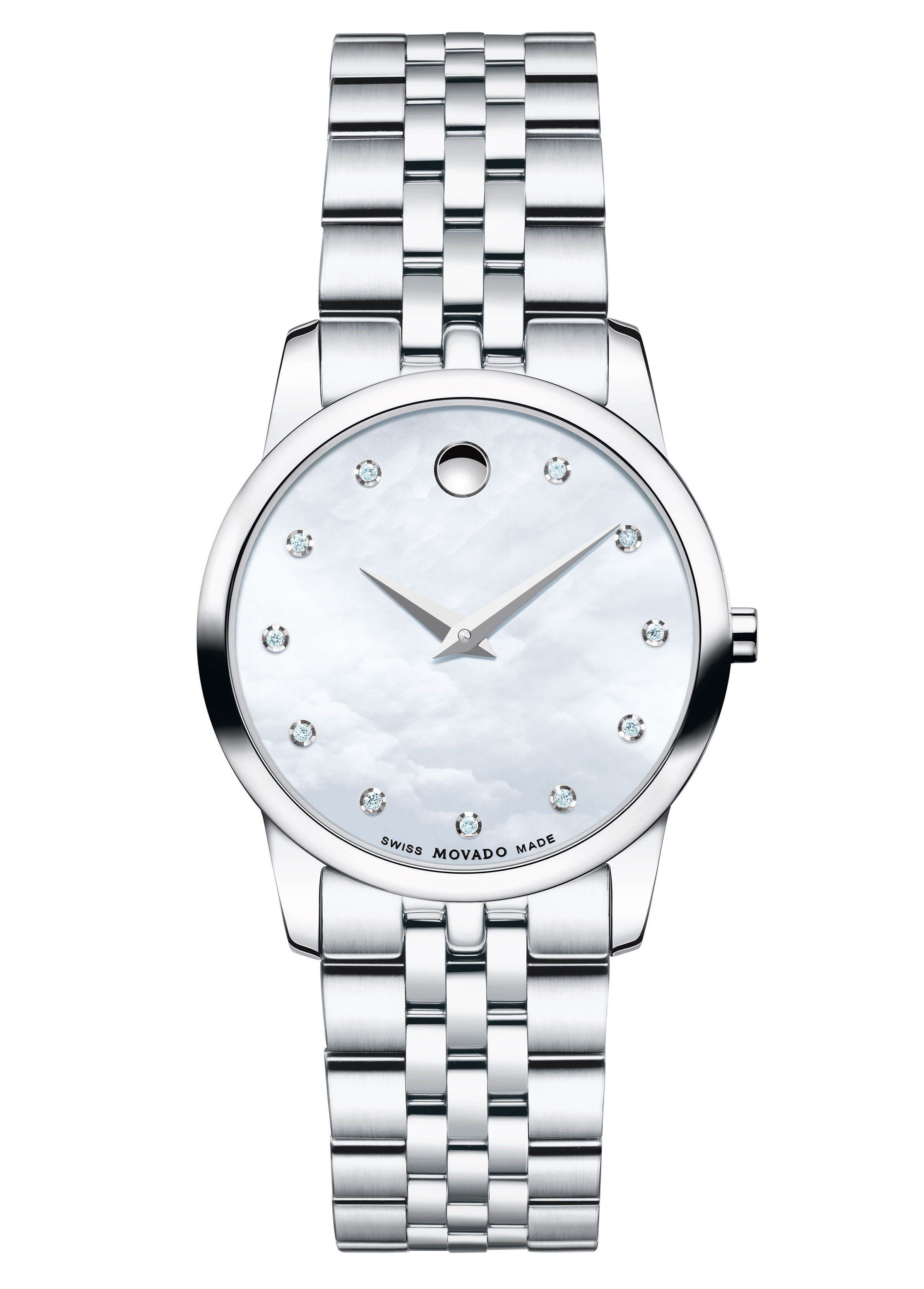 Movado Women's Museum Classic Watch 0606612- $280.00 with Free Shipping + $10 off coupon $270