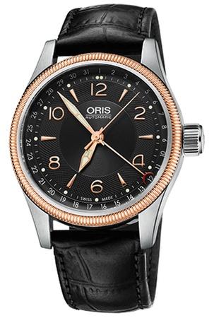 Oris Big Crown Pointer Date Rose Gold Men's Watch  - $695.00 + Free Shipping