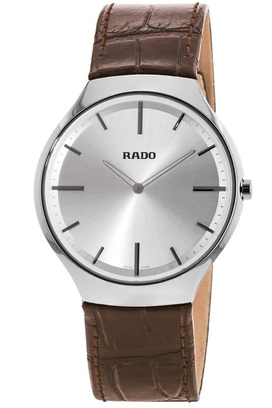 RADO Men's True Thinline Watch  - ($1,190.00 OFF RETAIL) with Free Shipping for $615