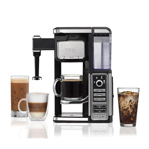 Ninja Coffee Bar Pod-Free Single-Serve System (CF112) $59.49 shipped free at Kohls + $15 Kohls Cash