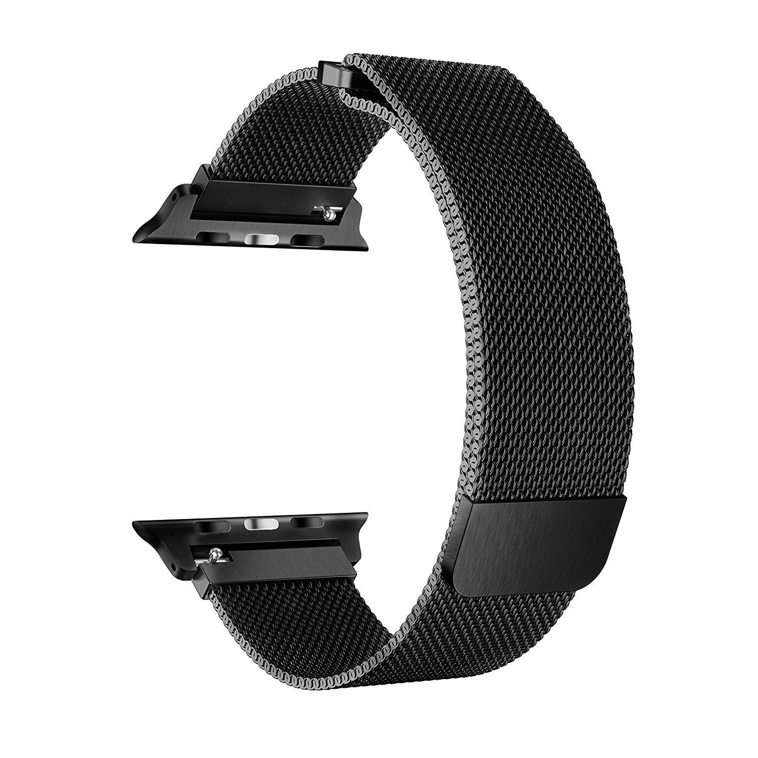 Apple Watch Band 38mm 42mm, Mesh Milanese Loop Stainless Steel iWatch Band for Apple Watch Series 3 2 1 - $5.99