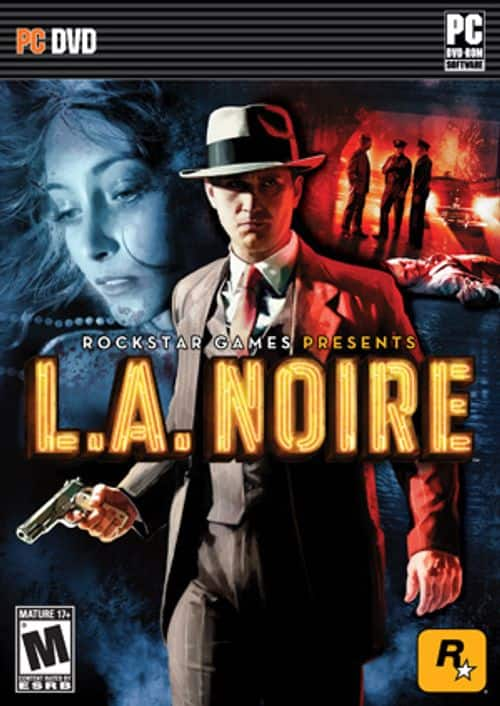 L.A. Noire Complete Edition PC Digital Download $4.29