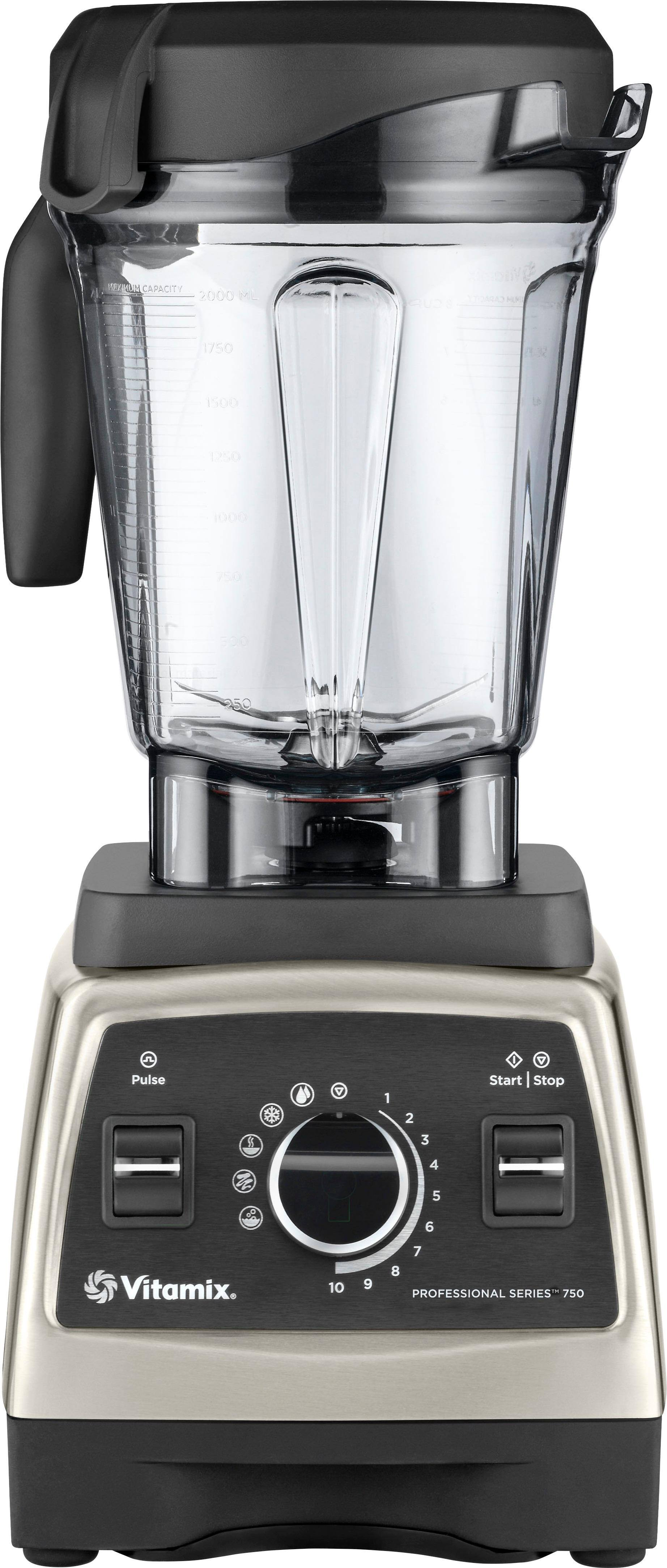Vitamix - Professional Series 750 64-Oz. Blender - Brushed stainless $479.99 at Best Buy