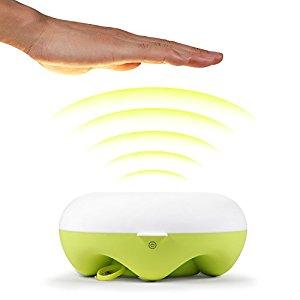 HAMSWAN Bedside Lamp Wireless Sensor Night Light $14.99 + FS
