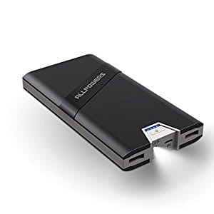 ALLPOWERS Portable Charger 20800 mAh Power Bank 4.5A Output & 2A Input - $15.94 + FS