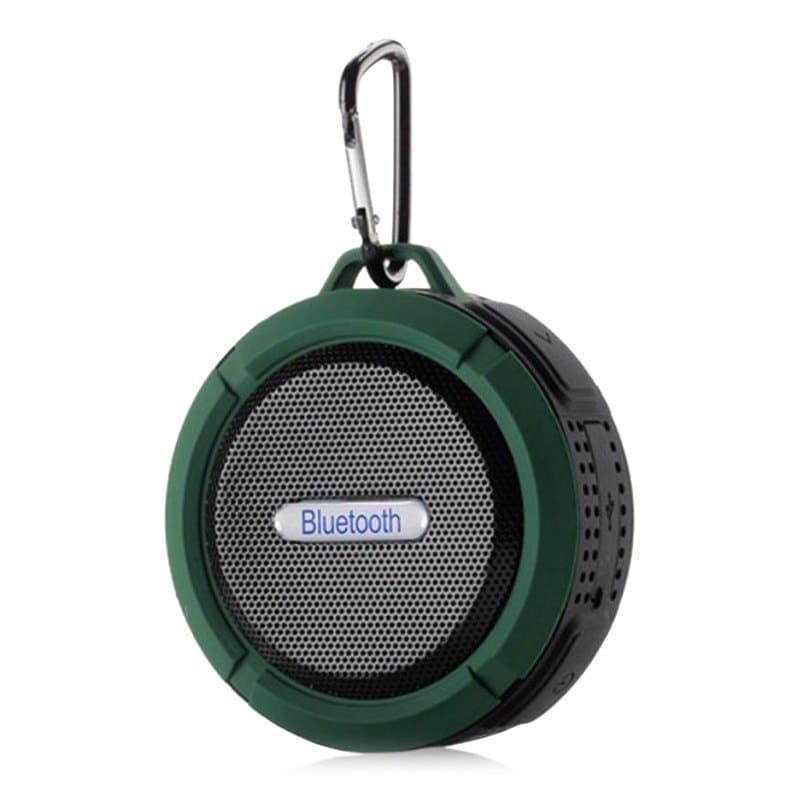 Gamiss: Waterproof Wireless Mini Outdoor Bluetooth Speaker - $4.39 + FS