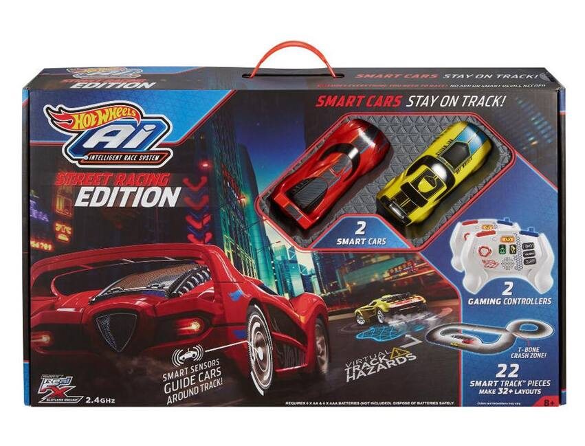 ToysRUs: Hot Wheels Ai Starter Set Street Racing Edition Track Set - $69.98 + FS