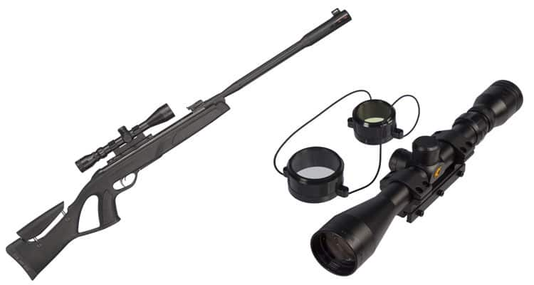 Yugster: GAMO Whisper Fusion Elite .177 Caliber Air Rifle with 3-9x40mm Scope - $69.99 + FS