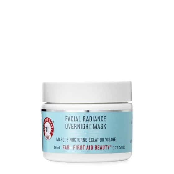 First Aid Beauty: Facial Radiance Overnight Mask - $10 and Slow Glow Gradual Self-Tanning Moisturizer - $5 + FS over $50