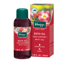 "Kneipp: Devil's Claw Herbal Bath Oil ""Back Comfort"" - $11 + FS"