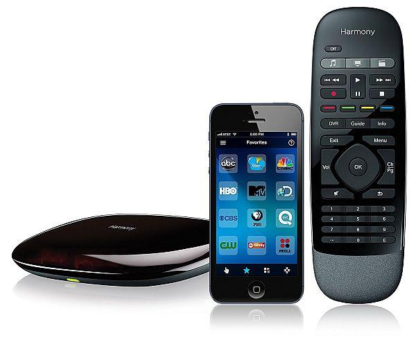 Logitech Harmony Smart Control with Harmony Hub - Amazon $58