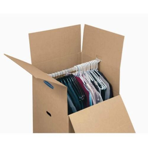 Clearance: Bankers Box SmoothMove Wardrobe Box (50% off, save $15) $14.26