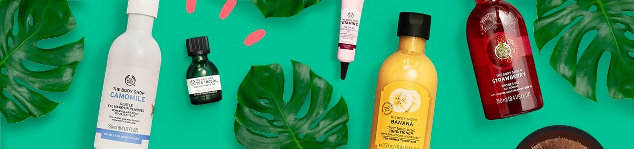 40% off Body Oil, Body Care, and more at The Body Shop + Free Shipping (No min)