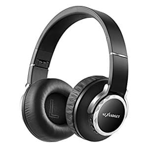 NEXGADGET Noise Cancelling Bluetooth Headphones with Bass, Wireless & Wired Over Ear Headphones $31.26 AC + FS @Amazon