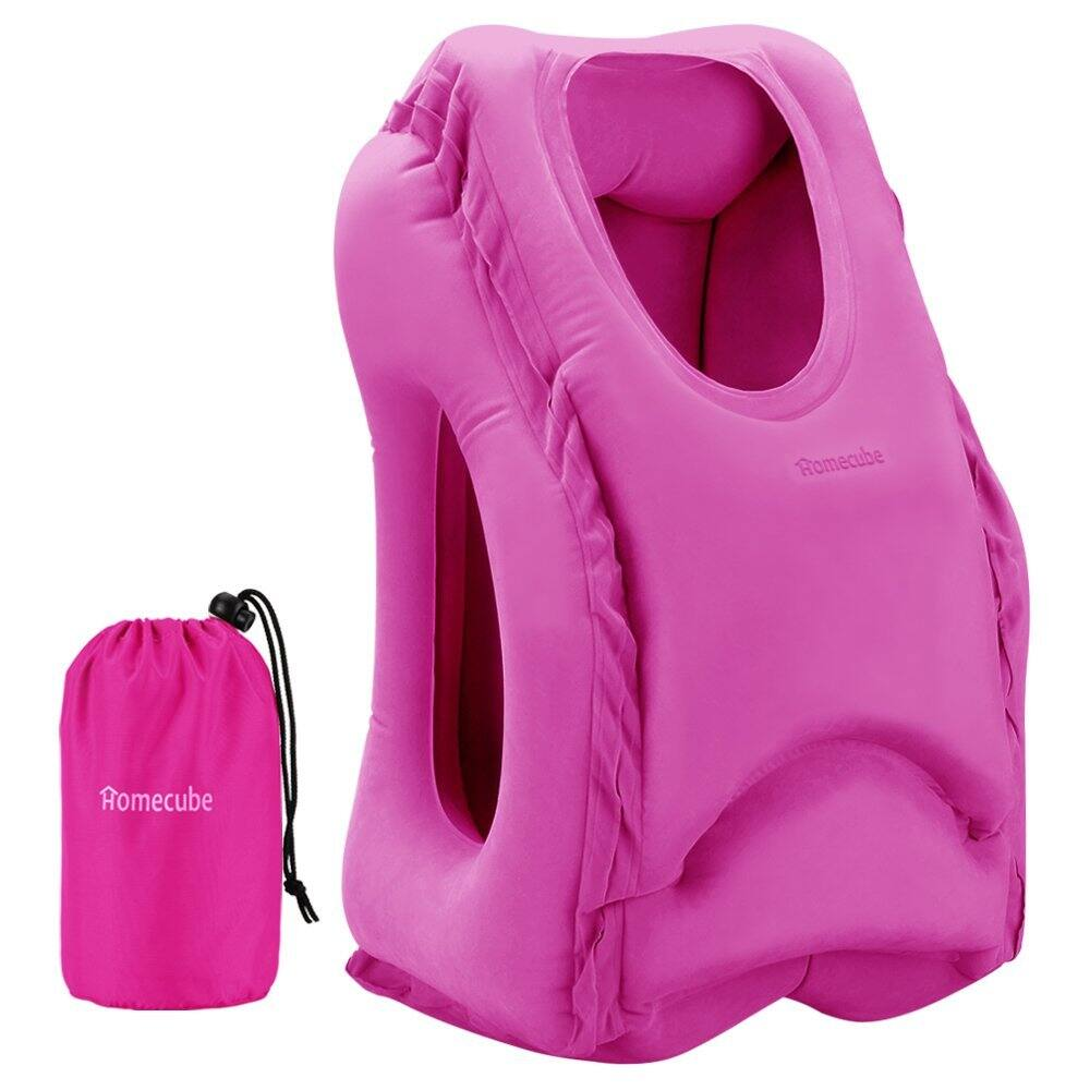 Homecube Portable Travel Pillows $5.20