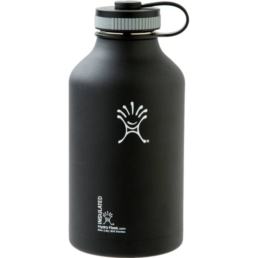 HydroFlask Water Bottles - 40 oz $23.62, 64 oz $33.74, 18 oz $16.19 with free shipping