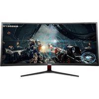"MSI Optix MAG341CQ 34"" UW-QHD 100Hz DVI HDMI DP FreeSync Curved Gaming LED Monitor - $350 AR"