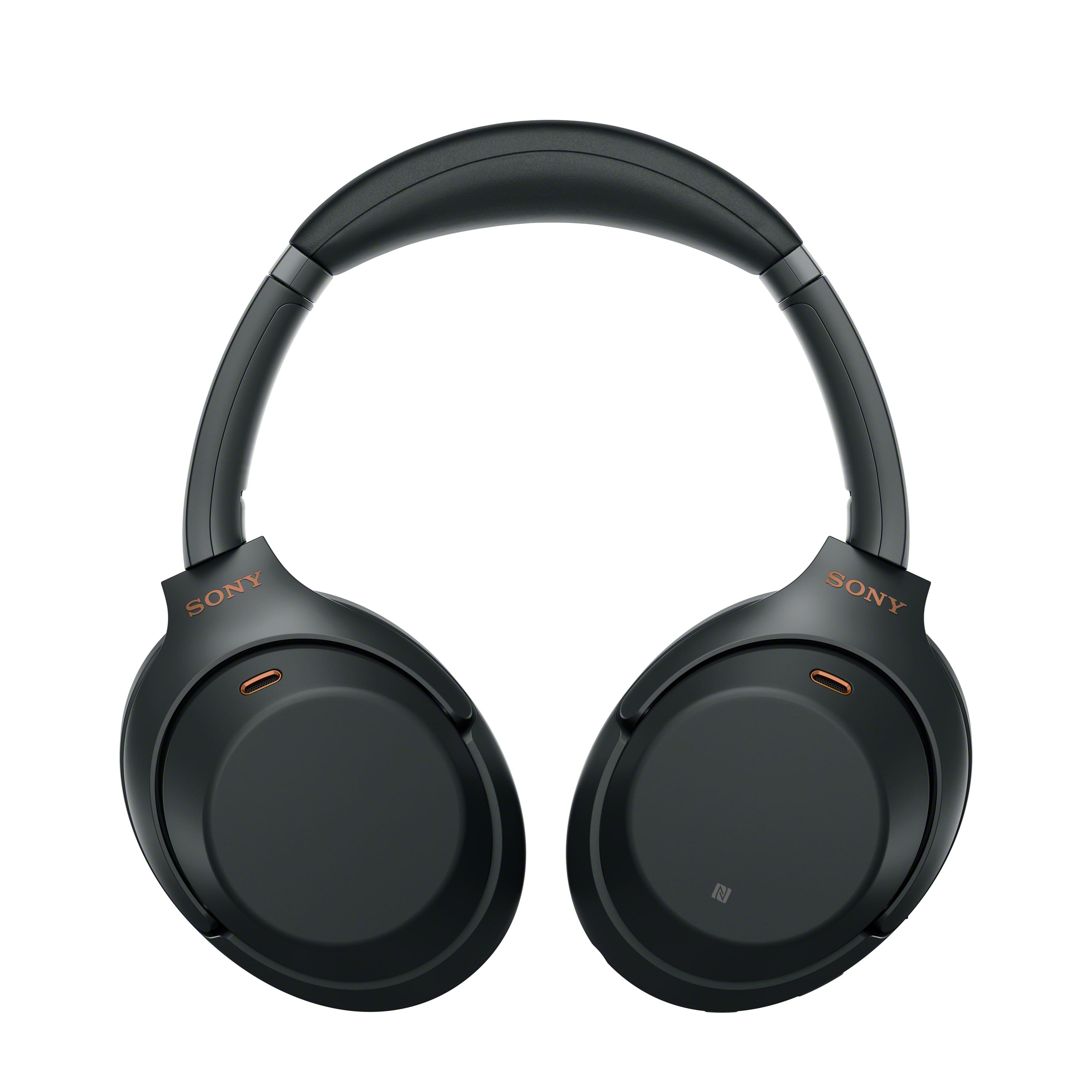 Sony WH-1000XM3 Wireless Noise Canceling Over-Ear Headphones - Refurbished - $200