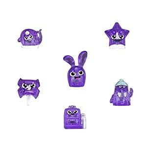 Hanazuki Treasure 6 Pack Purple/Courageous - Prime Add-on FS $1.13