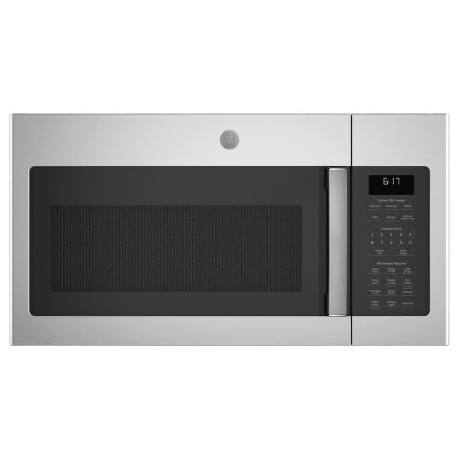 GE 1.7 cu.ft Microwave JVM6175SKSS Lowes $229.00