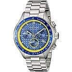 Claude Bernard Swiss Made Chronograph for Men and Women $98 Sapphire Crystal - Amazon