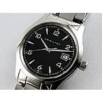 Hamilton Jazzmaster H18451135 Men's Watch $199 - Quartz with Sapphire Crystal and SS bracelet