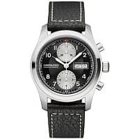 Ashford Deal: HAMILTON MEN'S KHAKI FIELD chronograph automatic watch $648