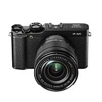 Amazon Deal: Fujifilm X-M1 Compact System 16MP Digital Camera Kit with 16-50mm Lens $400 on Amazon
