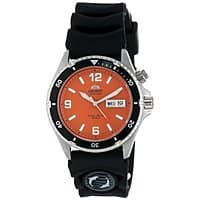 Amazon Deal: Amazon - 30% off watches event - Orient Orange Mako Automatic for $76, Swiss Made Wenger for $55