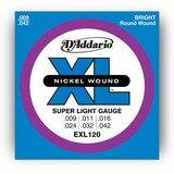 World Music Supply Deal: 10 Sets D'addario EXL120 Guitar Strings with Guitar Restring Tool $19.99 AC Free Shipping
